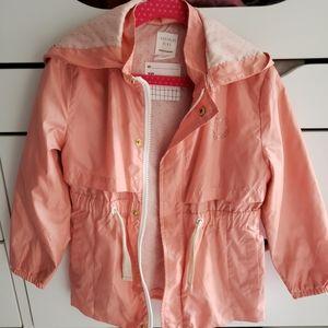 CARREMENT BEAU Girls coat sz 4
